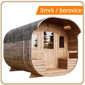 Venkovní sauny SMRK