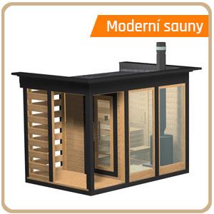 Moderní sauny